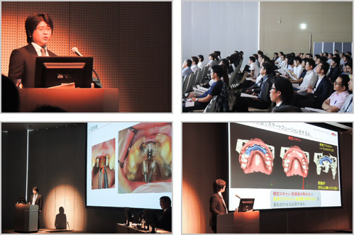 Nobel Biocare Seminar 2015 – West- Learning from recovery cases 講演の様子